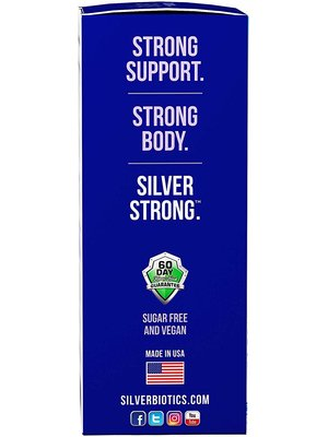 Silver Biotics Silver Biotics Immune Enhancing Supplement, 16oz.