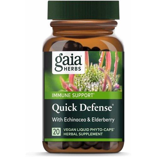 GAIA HERBS Gaia Quick Defense, 20cp