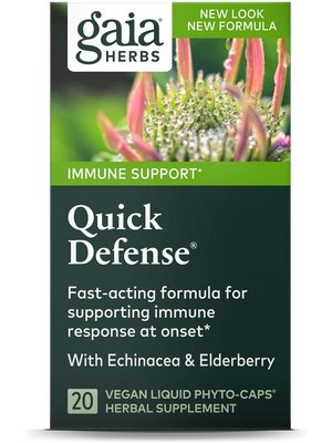 GAIA HERBS Gaia Quick Defense, 20cp