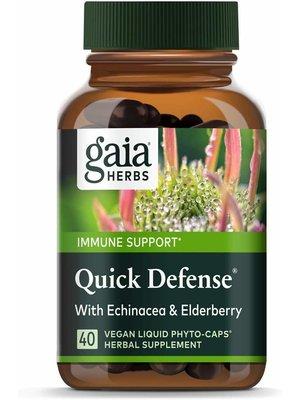 GAIA HERBS Gaia Quick Defense, 40ct