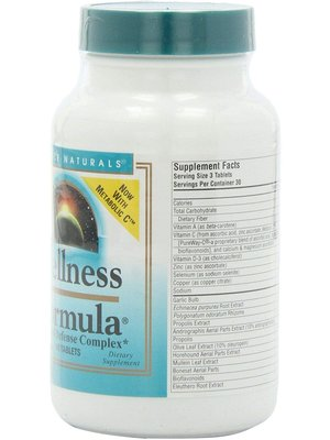 Source Naturals Wellness Formula, 90t
