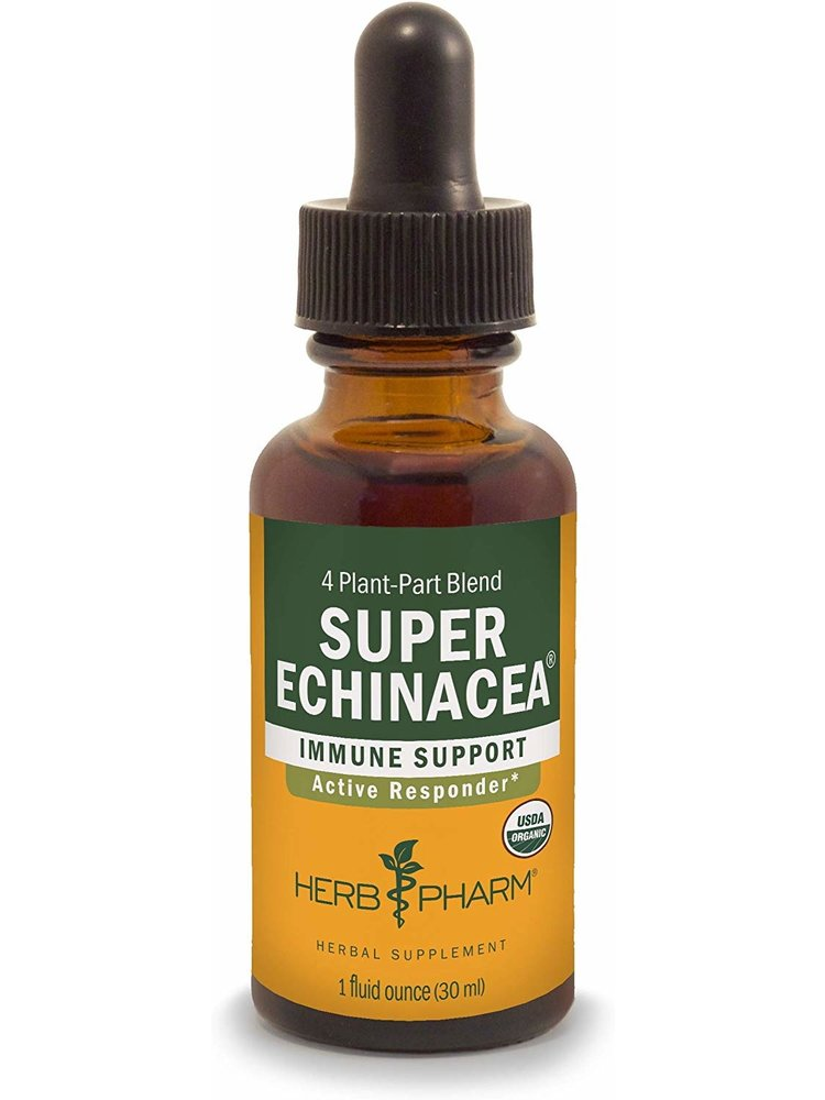 Herb Pharm Echincacea, 1oz.