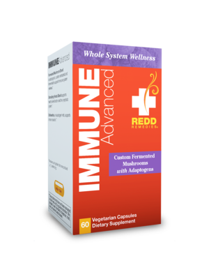 REDD REMEDIES Redd Remedies Immune Advanced 60cp