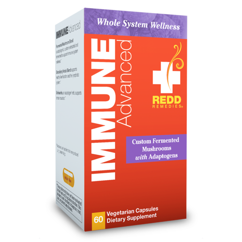 REDD REMEDIES Redd Remedies Immune Advanced 60cp