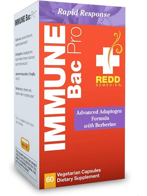 REDD REMEDIES Redd Remedies Immune Bac Pro 60cp