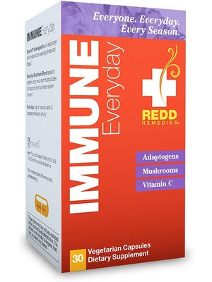 REDD REMEDIES Redd Remedies Immune Everyday 30cp