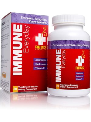 REDD REMEDIES Redd Remedies Immune Everyday 30cp