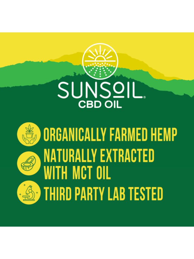SUNSOIL SunSoil Citrus 600mg, 2oz.