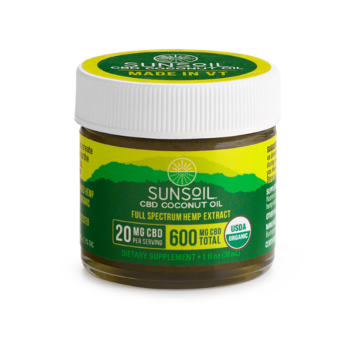 SUNSOIL SunSoil 20mg Salve, 1oz.