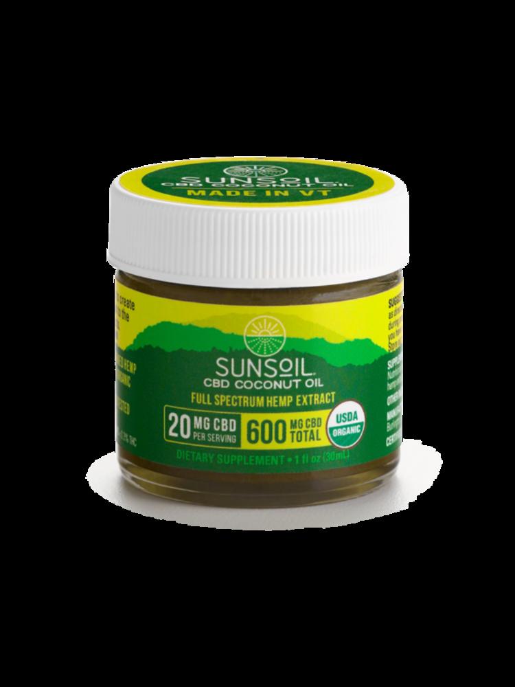 SUNSOIL SunSoil 20mg Salve, 1oz.