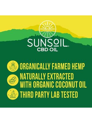 SUNSOIL SunSoil Softgels 20mg, 30ct