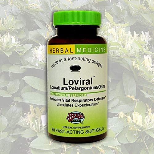 Herbs Etc. Herbs Etc. Loviral, 60sg