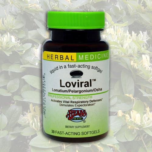 Herbs Etc. Herbs Etc. Loviral, 30sg