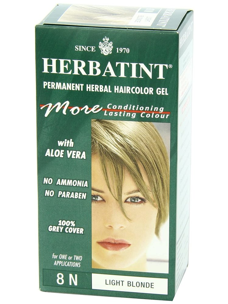 Herbatint Herbatint 8N - Light Blonde