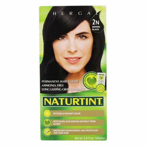 Naturtint Naturtint Hair Color, 2N Brown Black, 5.6oz.