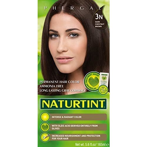 Naturtint Naturtint Hair Color, 3N Chestnut Brown Dark, 5.6oz.