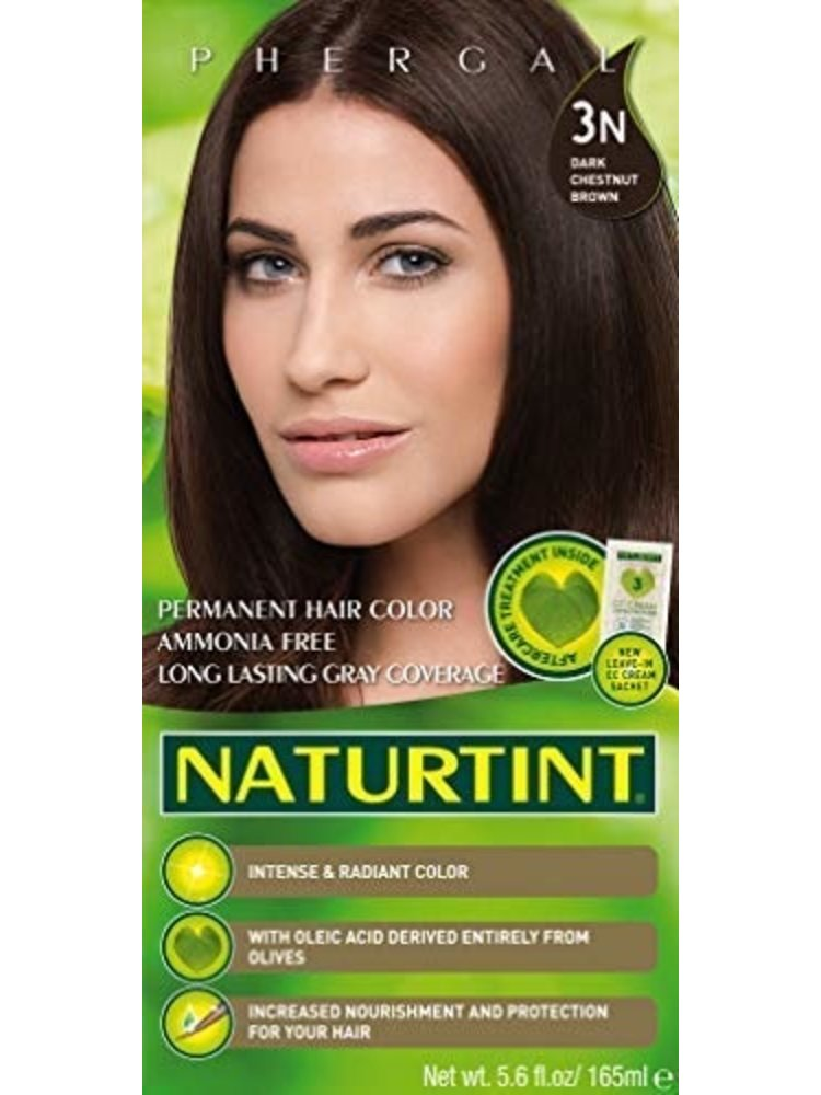 Naturtint Hair Color 3n Chestnut Brown Dark 5 6oz Nuts N Berries Healthy Market,Colors That Go Well With Red And Black