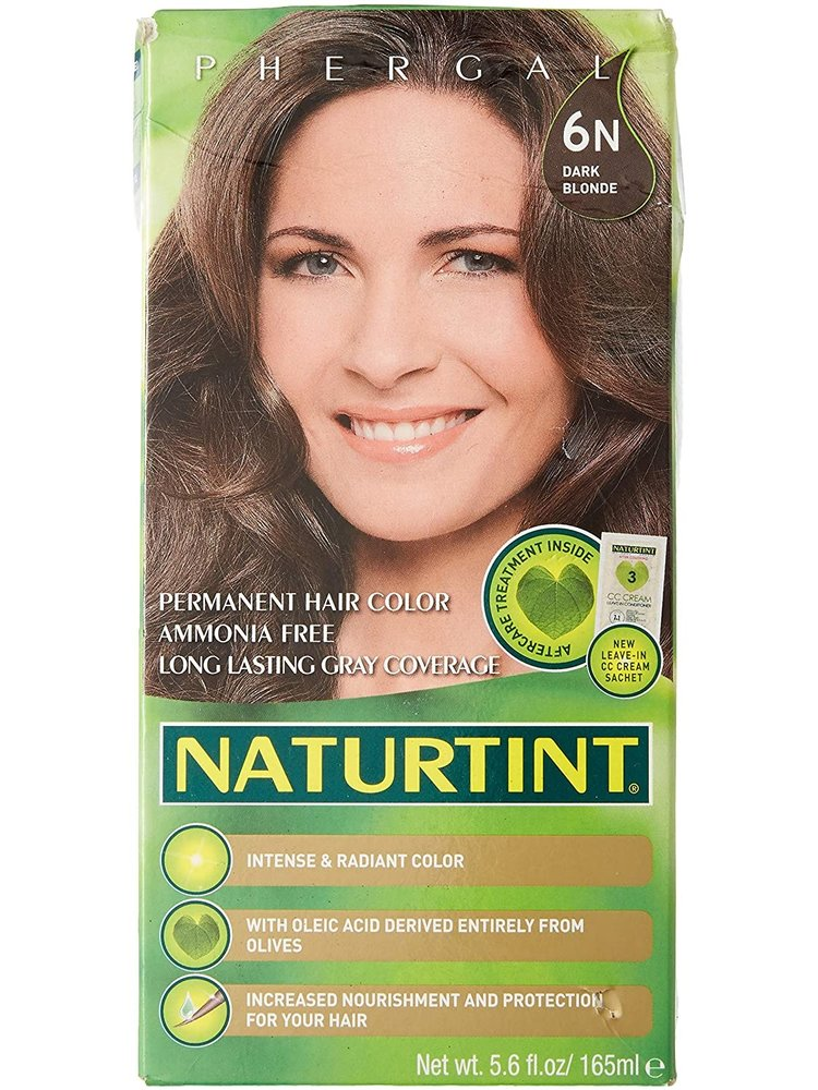 Naturtint Naturtint Hair Color, 6N Blonde Dark, 5.6oz.