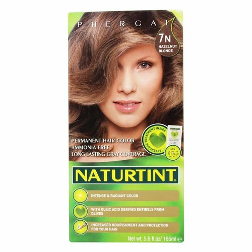 Naturtint Naturtint Hair Color, 7N Blonde Hazelnut, 5.6oz.