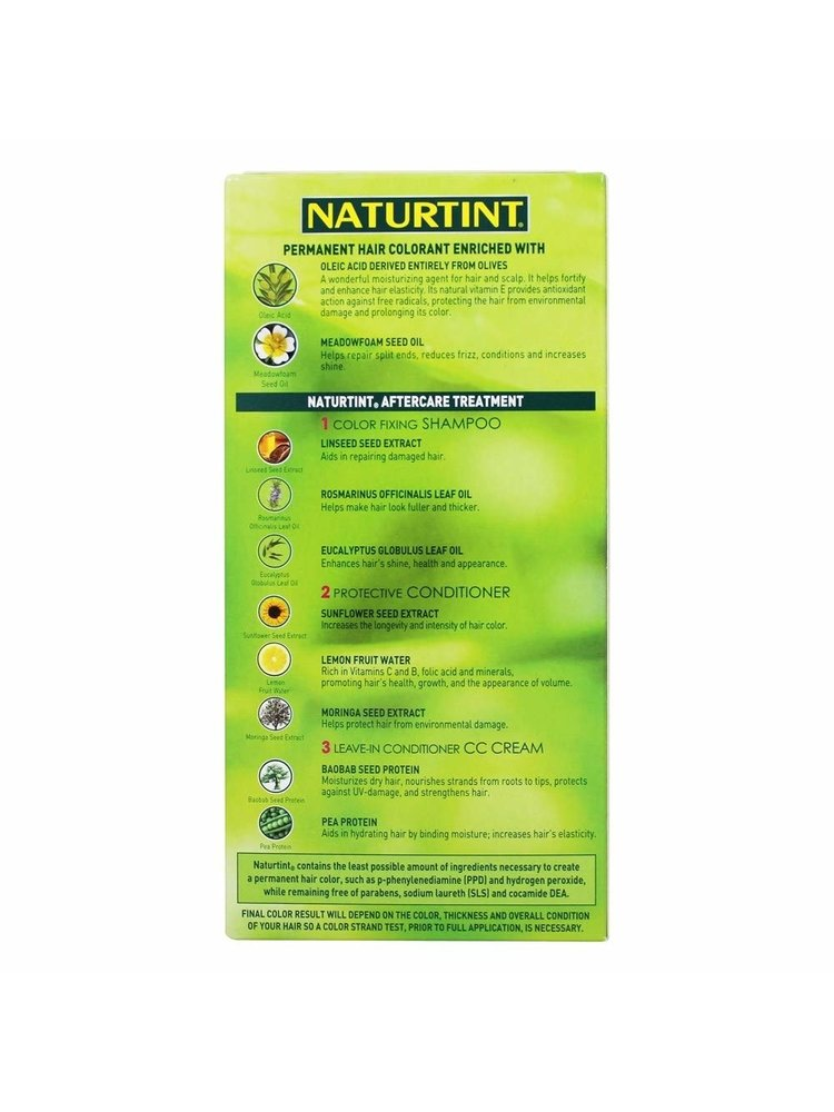 Naturtint Naturtint Hair Color, 8A Blonde Ash, 5.6oz.