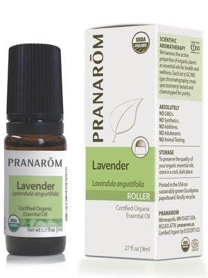 PRANAROM Pranarom Organic Lavender Essential Oil, 5ml