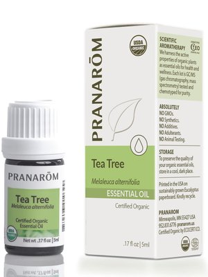 PRANAROM Pranarom Organic Tea Tree Essential Oil, 5ml