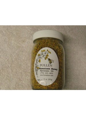 Hometown Honey Hometown Honey Bee Pollen Pint Jar, 11oz.