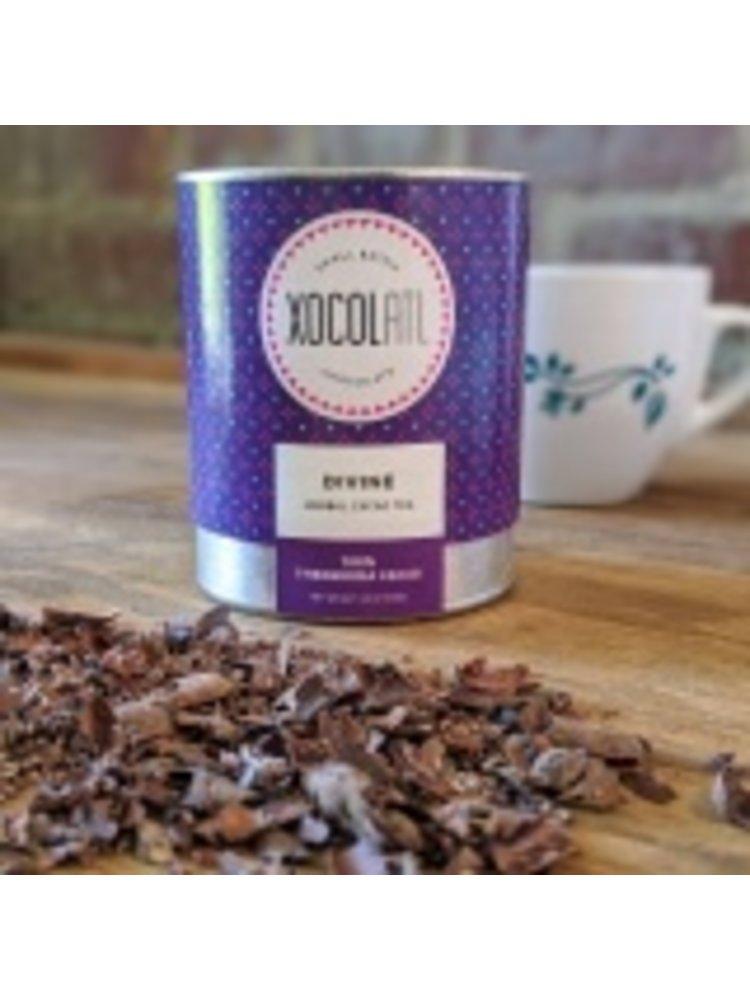 Xocolatl Xocolatl Herbal Cacao Tea, Divine, 3.5oz.