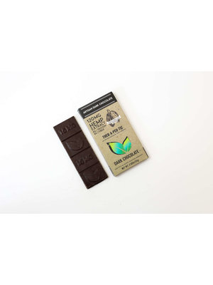 THERAPEUTIC TREATS Therapeutic Treats 100% Dark Chocolate, Sugar Free 120mg, 2oz.