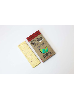THERAPEUTIC TREATS Therapeutic Treats Pom Vanilla Bean White Chocolate, 120mg, 2.19oz.