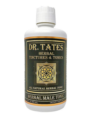 DR. TATES HERBAL TINCTURES & TONICS Dr. Tates Tonic for Men