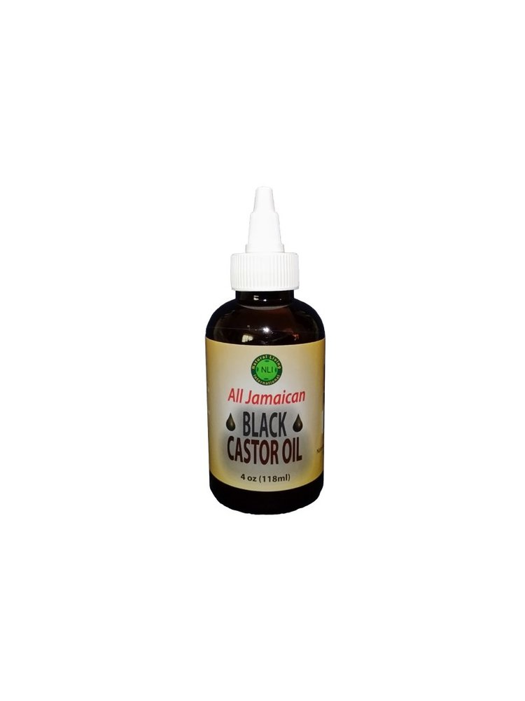NATURAL LIVING Natural Living Jamaican Castor Oil, 4oz.
