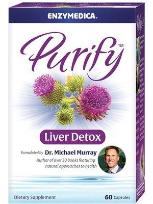 Enzymedica Enzymedica Purify - Liver Detox, 60cp