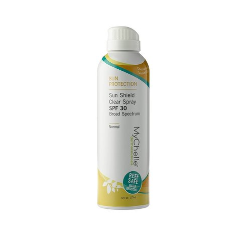 Mychelle Mychelle Sun Shield Clear Spray SPF 30, 6oz.