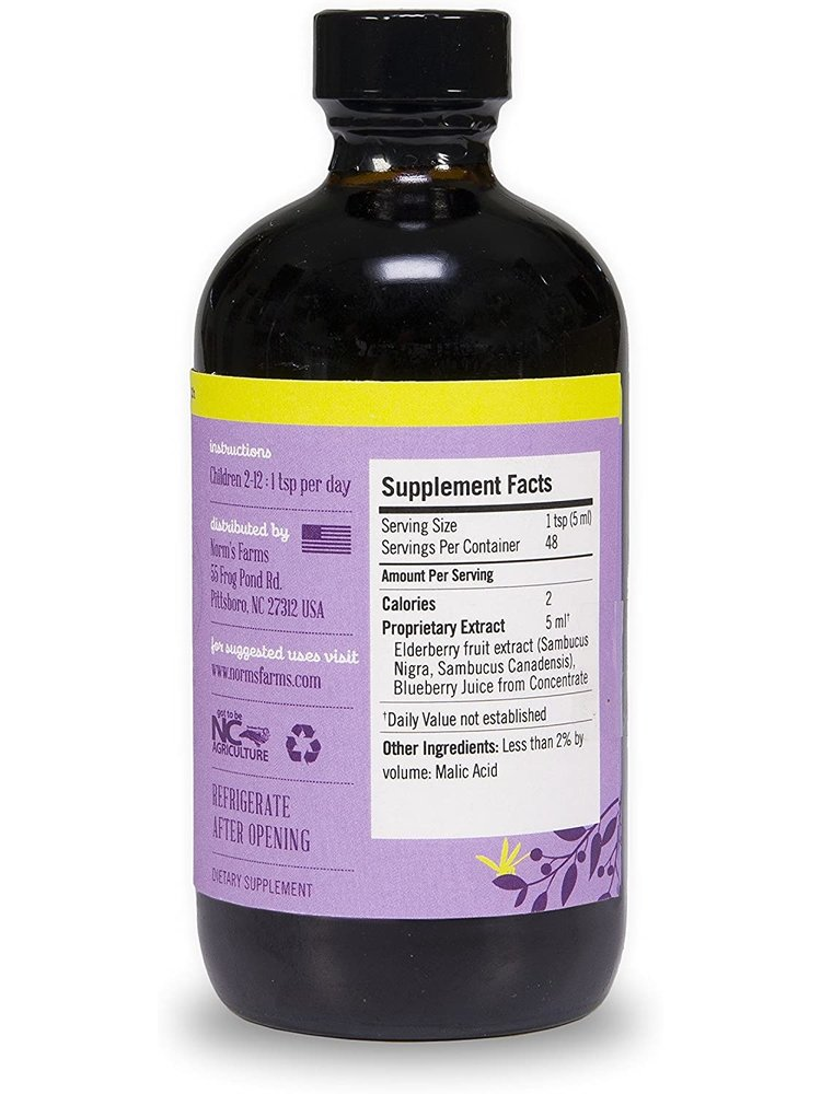 Norm's Farms Norm's Farms Elderberry Extract, 8oz.