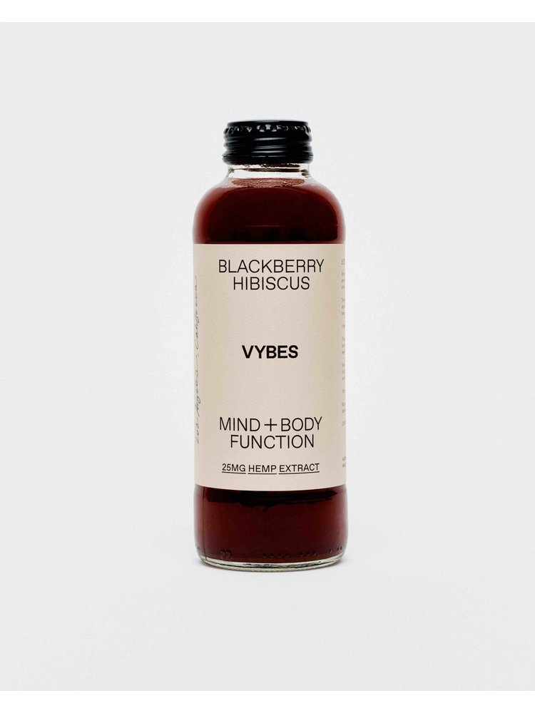 VYBES VYBES Blackberry Hibiscus, 14oz.