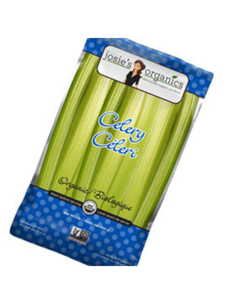Fresh Point Organics Josie's Organics Celery, Organic, 1lb.