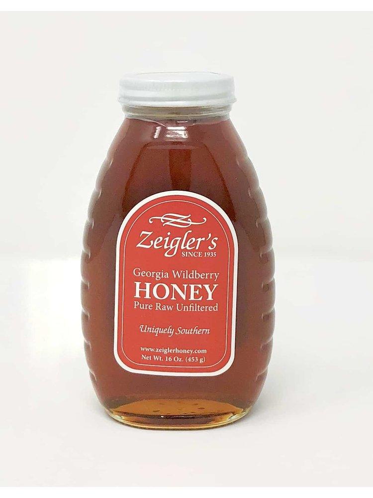 Zeigler Zeigler Wildberry Honey, 16oz.