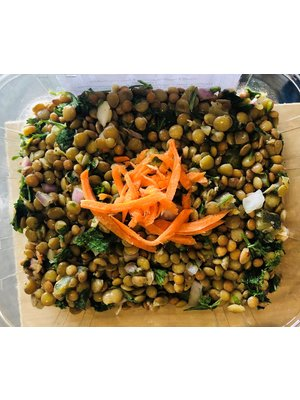 Gluten Free Lentil Salad- Large - by Sima