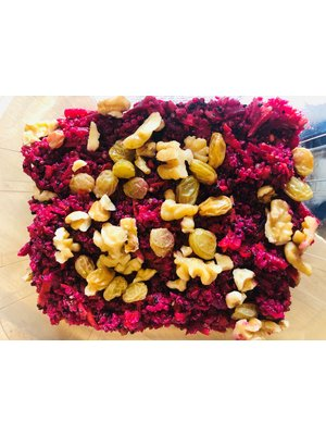 Quinoa & Beet Salad by Sima
