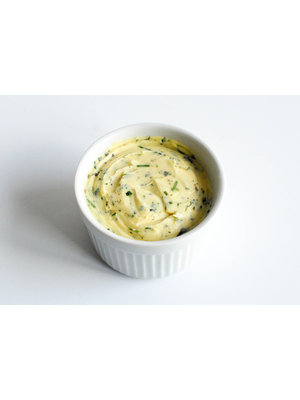 BANNER BUTTER Banner Butter -Roasted Garlic, Basil and Parsley 5oz
