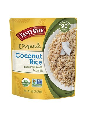 Tasty Bite Tasty Bite Coconut Rice, Organic, 8.8oz.
