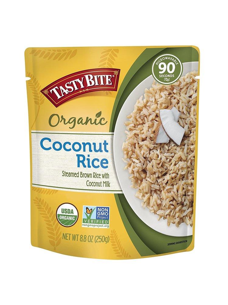 Tasty Bite Tasty Bite Coconut Rice, Organic, 8.8oz.