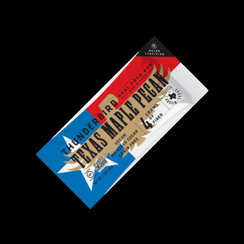 Thunderbird Thunderbird Energetica Texas Maple Pecan Bar, 1.7oz