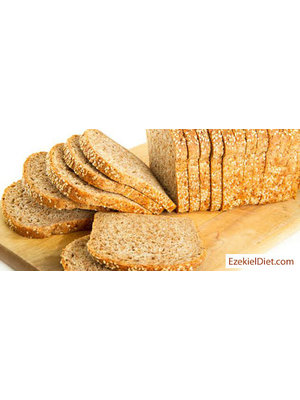 BOMBSHELL BREAD Bombshell Breads Ezekiel Bread, Plain