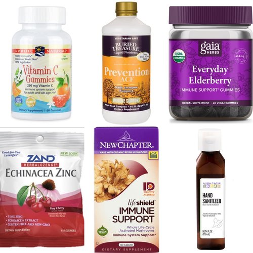 Nuthouse Nuts 'n Berries Daily Immune Boost Box
