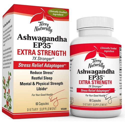 TERRY NATURALLY Terry Naturally Ashwagandha EP35 Extra Strength, 60cp