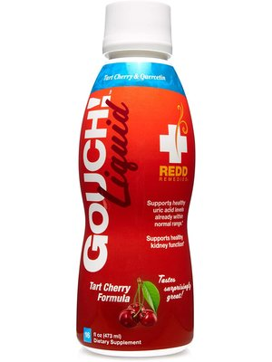 REDD REMEDIES Redd Remedies Liquid Gouch!, Tart Cherry, 16oz.