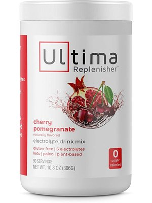 Ultima Replenisher Ultima Cherry Pom Canister, 90 servings