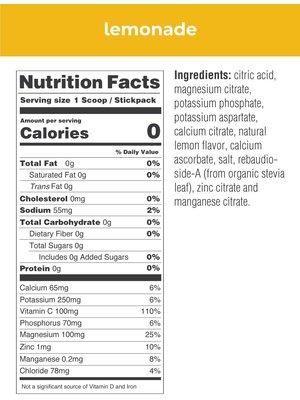Ultima Replenisher Ultima Lemonade Canister, 90 servings
